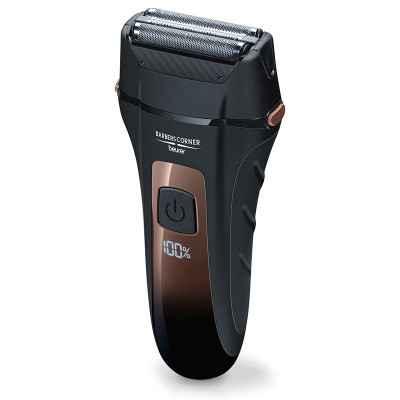 Ξυριστική μηχανή προσώπου με τριπλές λεπίδες Beurer HR 7000