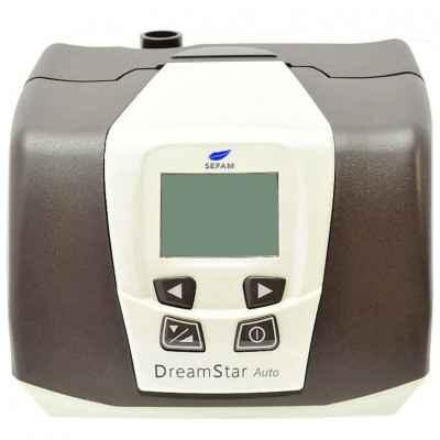 Αυτόματη συσκευή Υπνικής Άπνοιας CPAP Sefam DreamStar Auto