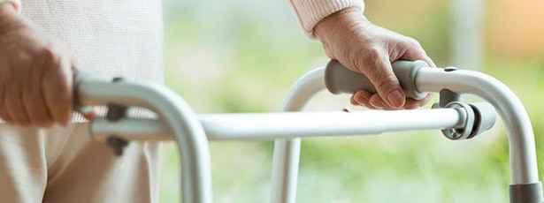 Βοηθήματα βάδισης - Περιπατητήρες αλουμινίου - Βακτηρίες