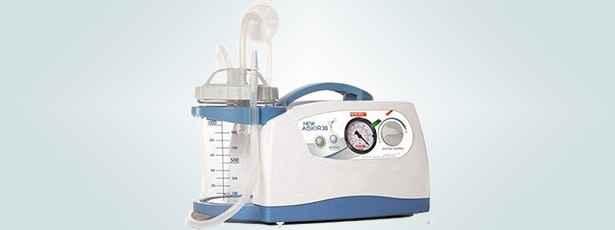Συσκευές αναρρόφησης - Αναρροφήσεις ιατρικές. Τιμές από 125 € & δωρεάν αποστολή