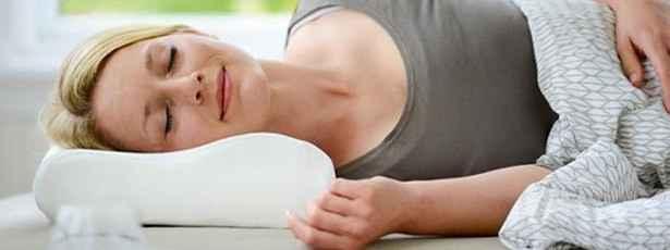 Ορθοπεδικά μαξιλάρια ύπνου