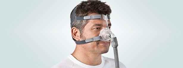 Μάσκες CPAP - BiPAP