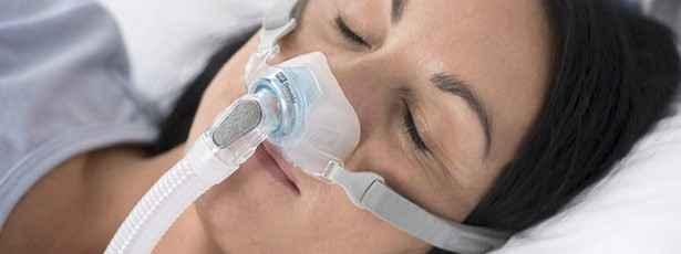 Ρινικές μάσκες CPAP - BiPAP