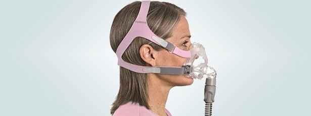 Στοματορινικές μάσκες CPAP - BiPAP